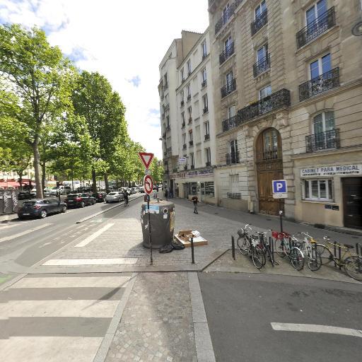 Cabinet Paramedical Sambre Et Meuse - Masseur kinésithérapeute - Paris