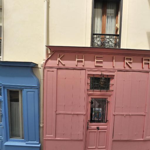 Laurie Le Borgès - Soins hors d'un cadre réglementé - Paris