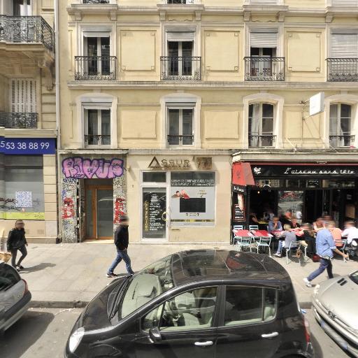 La Protection Juridique by Assur 770 - Société d'assurance - Paris
