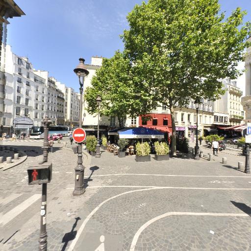 Bertaux Luc Laurent - Parc d'attractions et de loisirs - Paris