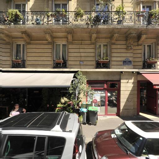 Adonis - Fleuriste - Paris