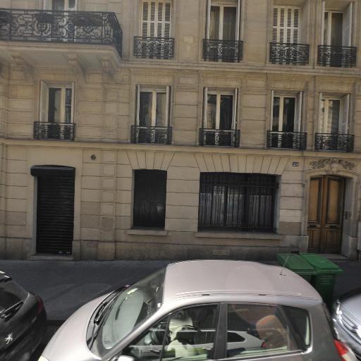 Jacquinot Alexandre - Décorateur - Paris