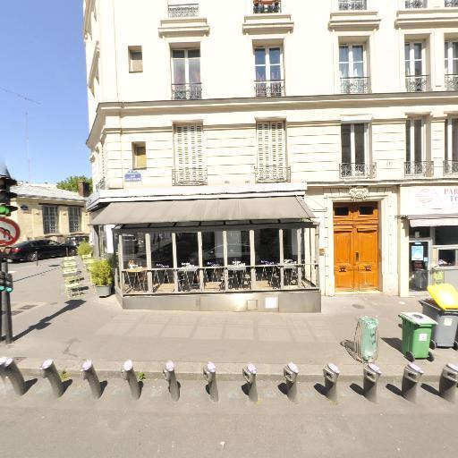 Station Vélib' Louis Blanc - Aqueduc - Vélos en libre-service - Paris