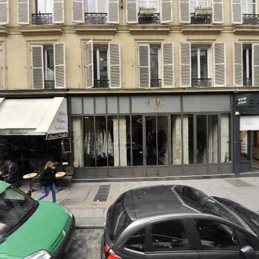 Chen Chin-Hgiao - Société de recouvrement - Paris