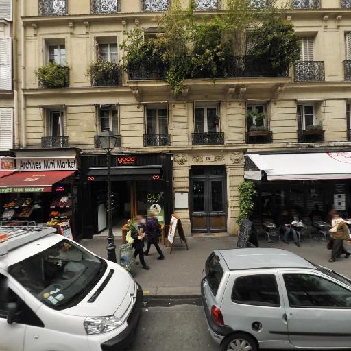 Booza Bar - Glacier - Paris