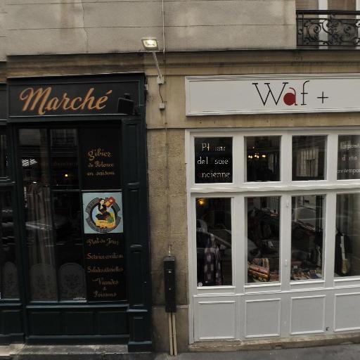 Le Marché - Café bar - Paris