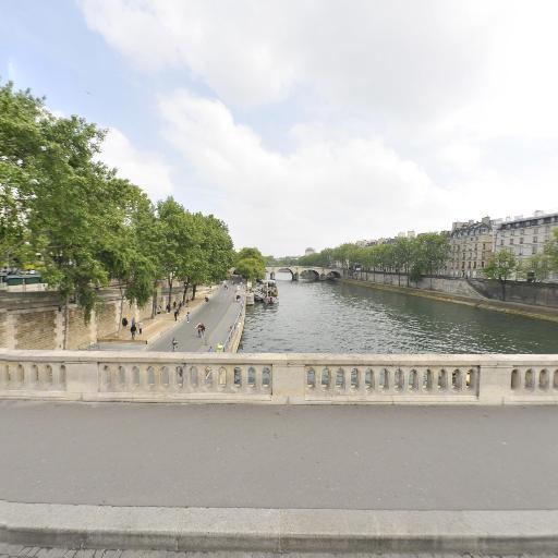 Pont Louis Philippe - Attraction touristique - Paris