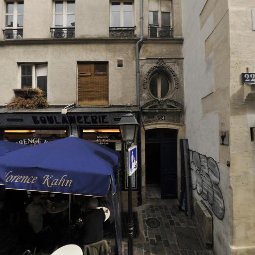 Kahn Florence - Boulangerie pâtisserie - Paris