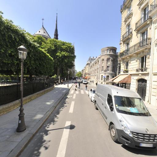 au Jongleur de Notre-dame - Sites et circuits de tourisme - Paris