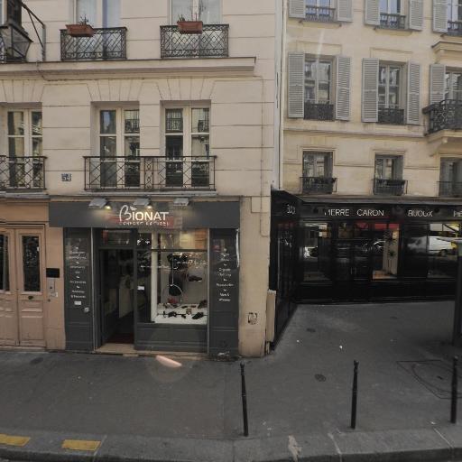 Les Dunes Blanches - Pâtisserie - Paris