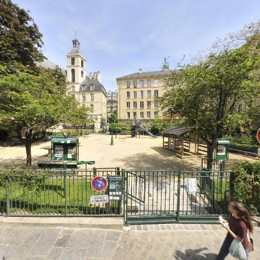 Square Charles Victor Langlois - Sites et circuits de tourisme - Paris