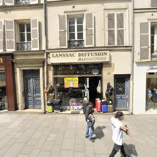 Lanssac Diffusion SA - Fabrication de maroquinerie - Paris