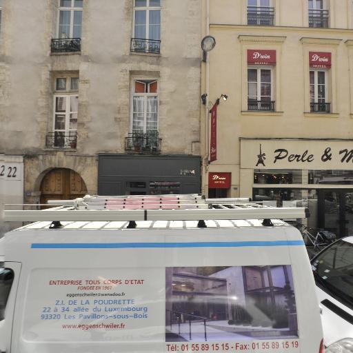 Longuépée Francis - Architecte - Paris