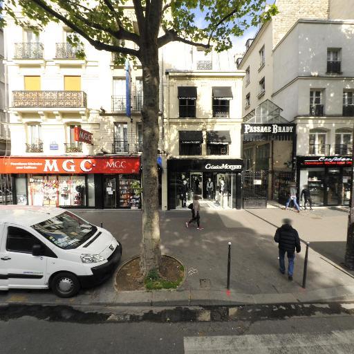 Créations Morgan - Vêtements homme - Paris