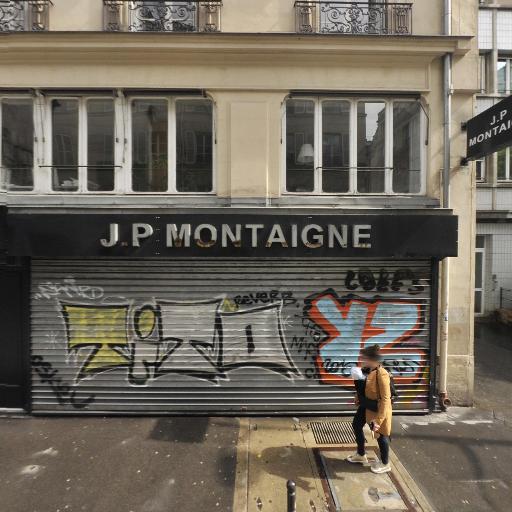 Jean Pascal Montaigne - Fourrures - Paris
