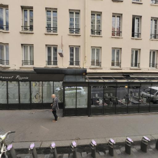 Station Vélib' Gare de l'Est - Chateau Landon - Vélos en libre-service - Paris