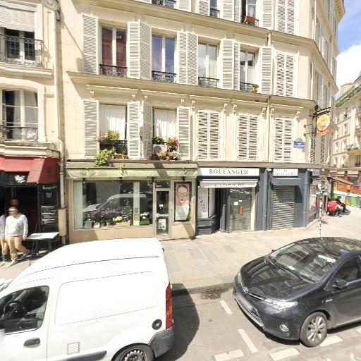 Vert Lézard - Fleuriste - Paris