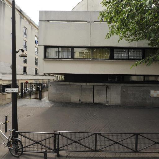 Ecole primaire - École maternelle publique - Paris