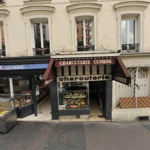 Calipo - Fromagerie - Paris