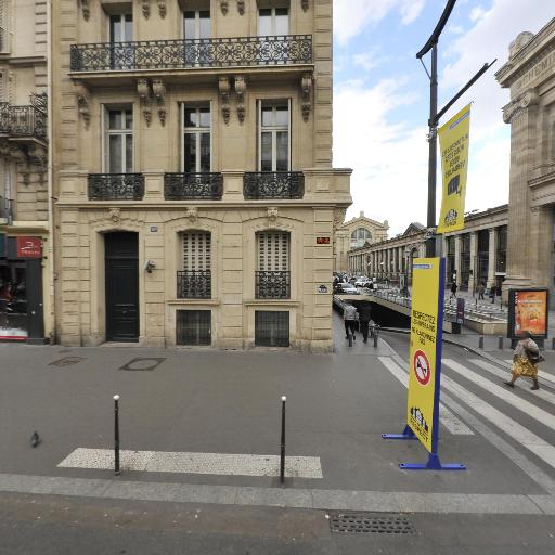 Office du Tourisme et des Congrès de Paris - Transport ferroviaire - Paris