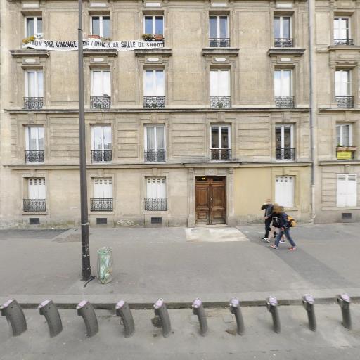Station Vélib' Gare du Nord - Hôpital Lariboisière - Vélos en libre-service - Paris