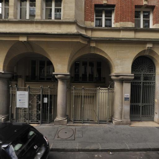 Brochard Philippe - Enseignement pour le commerce, la gestion et l'informatique - Paris