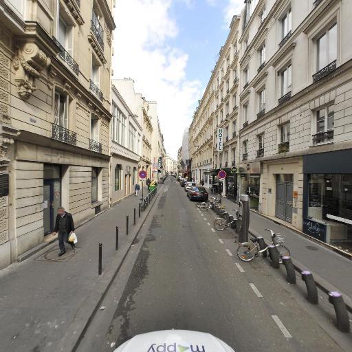Station Vélib' Petites Ecuries - Faubourg Poissonnière - Vélos en libre-service - Paris