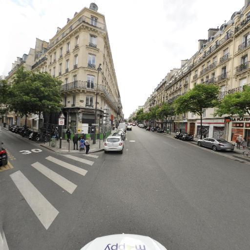 Parking Indigo Forum - Parking public - Paris