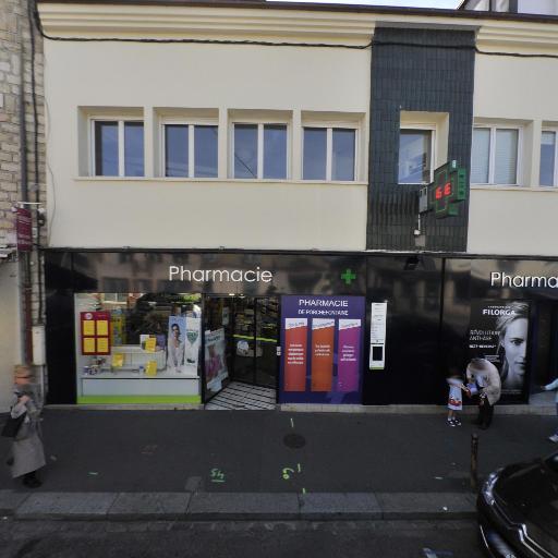 Pharmacie Chenuc - Pharmacie - Versailles
