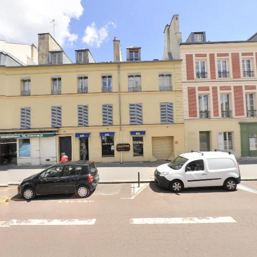 Cryofast - Centre d'amincissement - Versailles