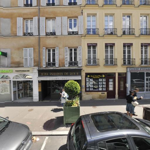 Pharmacie Pellegrin - Parapharmacie - Versailles