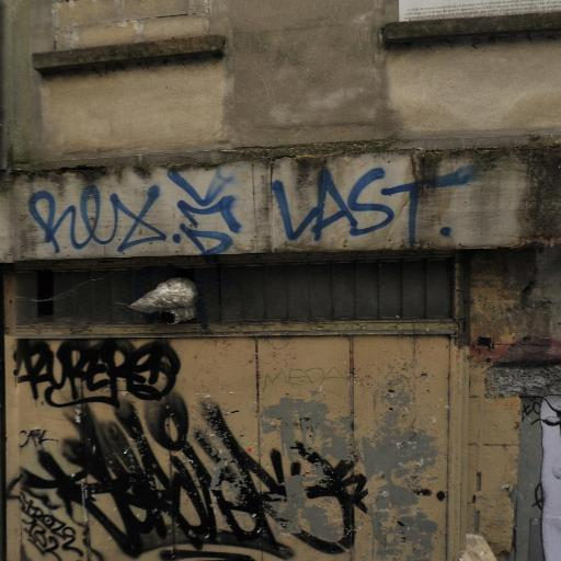 La Bête Humaine - Tatouages - Paris
