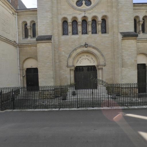 Synagogue de Versailles - Synagogue - Versailles