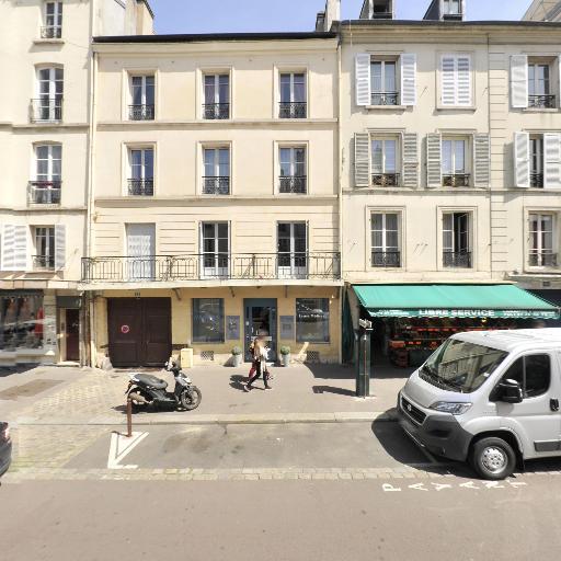 Henri Monsigny - Centre d'épilation - Versailles