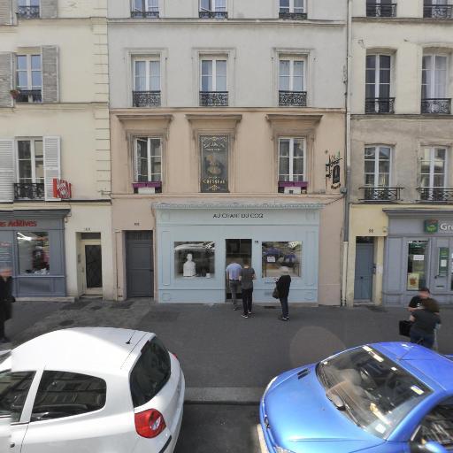 Au Chant du Coq - Boulangerie pâtisserie - Versailles