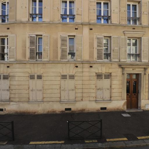 Geniteau Philippe - Coursiers - Saint-Germain-en-Laye