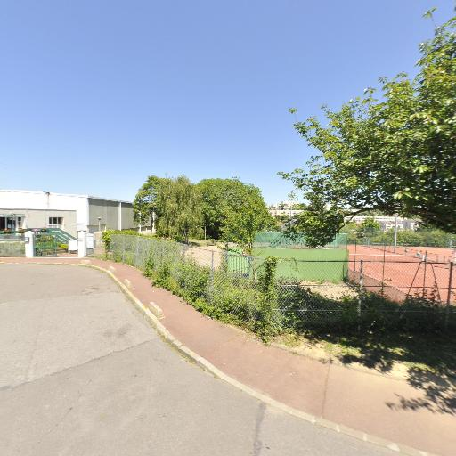 Cosec du Bel Air - Infrastructure sports et loisirs - Saint-Germain-en-Laye