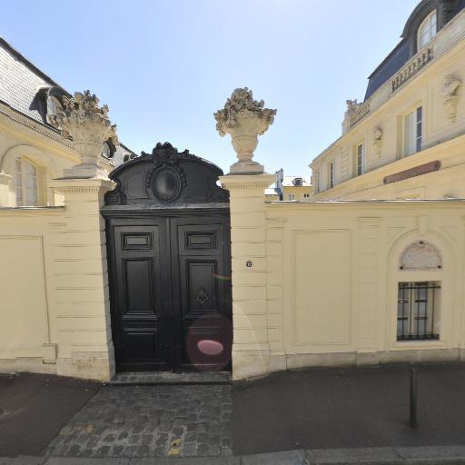 Brissard Françoise - Association culturelle - Saint-Germain-en-Laye