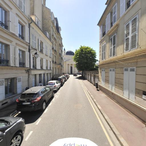 De L Escalopier Axelle - Conseil en organisation et gestion - Saint-Germain-en-Laye