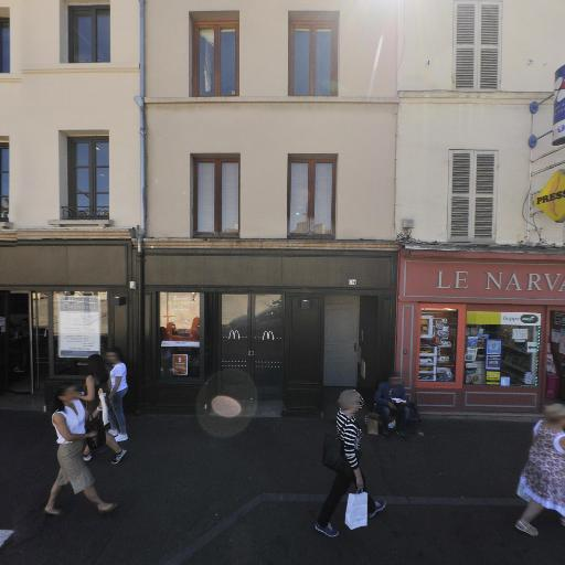 Ong Leng - Siège social - Saint-Germain-en-Laye