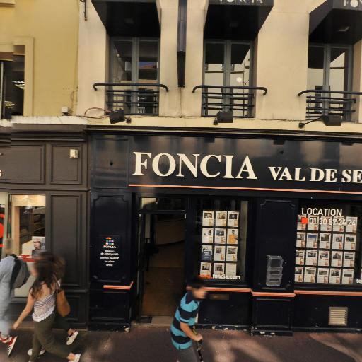 Foncia - Agence immobilière - Saint-Germain-en-Laye