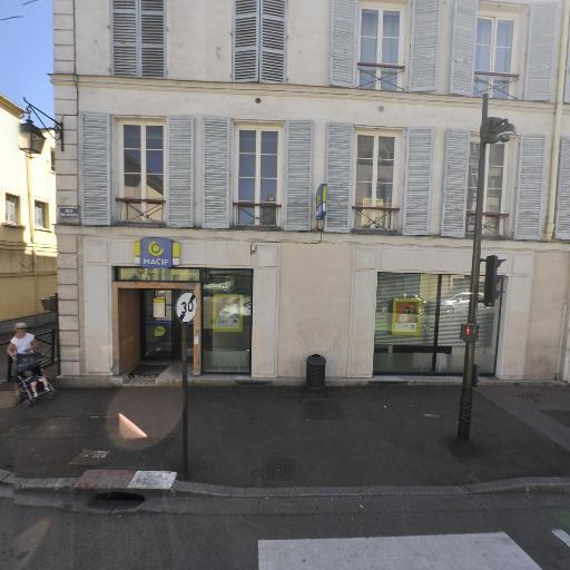 MACIF Assurances - Agent général d'assurance - Saint-Germain-en-Laye