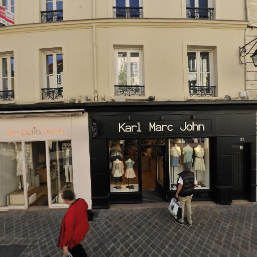 Des Petits Hauts - Vêtements femme - Saint-Germain-en-Laye