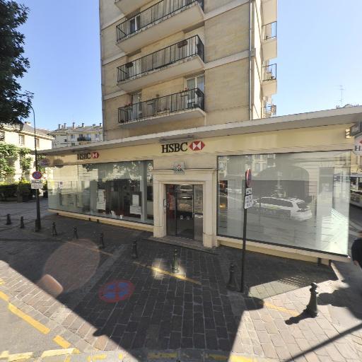 Hsbc - Banque - Saint-Germain-en-Laye