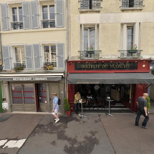Al Crystal - Restaurant - Saint-Germain-en-Laye