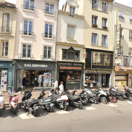 Gourmet Royal - Restaurant - Saint-Germain-en-Laye
