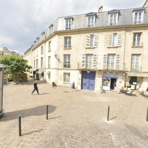 Le saint Malo / Civette Du Château - Siège social - Saint-Germain-en-Laye