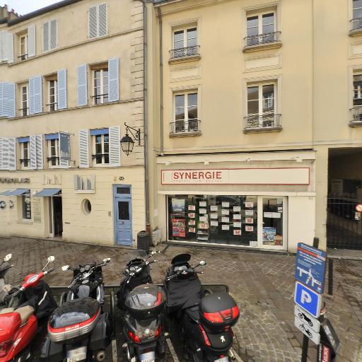 Synergie - Agence d'intérim - Saint-Germain-en-Laye