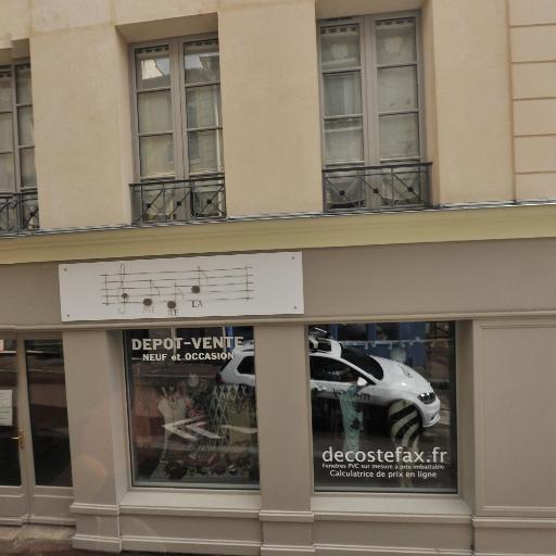 Decostefax - Fenêtres - Saint-Germain-en-Laye