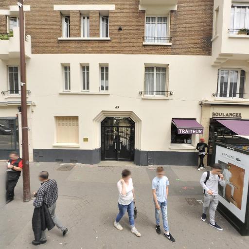 Maison Hervet - Boulangerie pâtisserie - Versailles